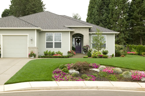 Home landscaping tips for Front of home landscaping