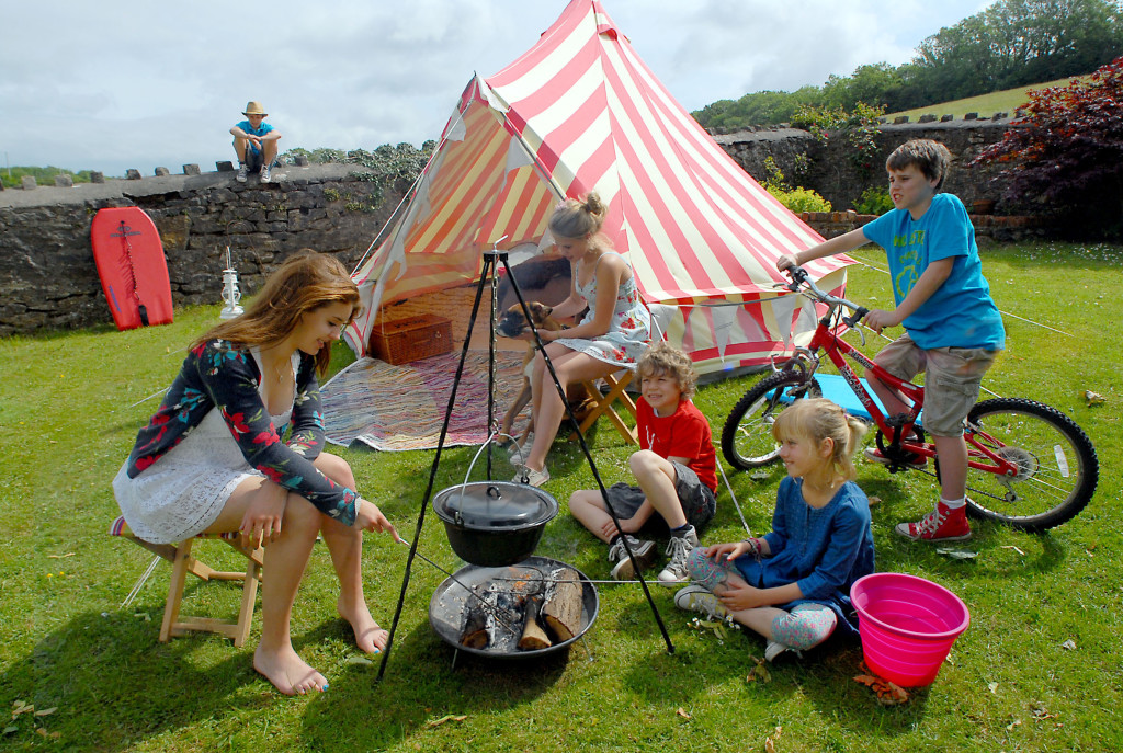 Camping Is One Of Common Getaway Events That You And Your Kids Can Absolutely Enjoy This Does Not Mean Have To Go Somewhere Distant Where Set A