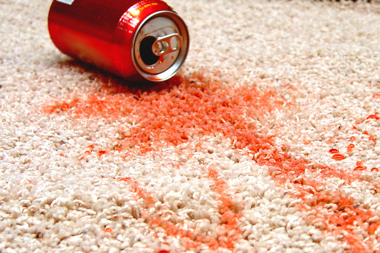 Easy Ways To Remove Carpet Stain