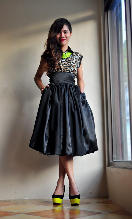 Flowerlicious Dress