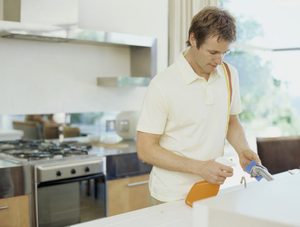 Kitchen cleaning tips and tricks