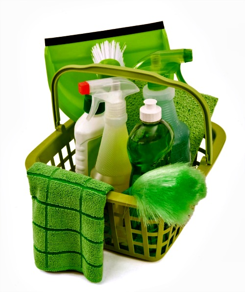 Use Green Cleaners