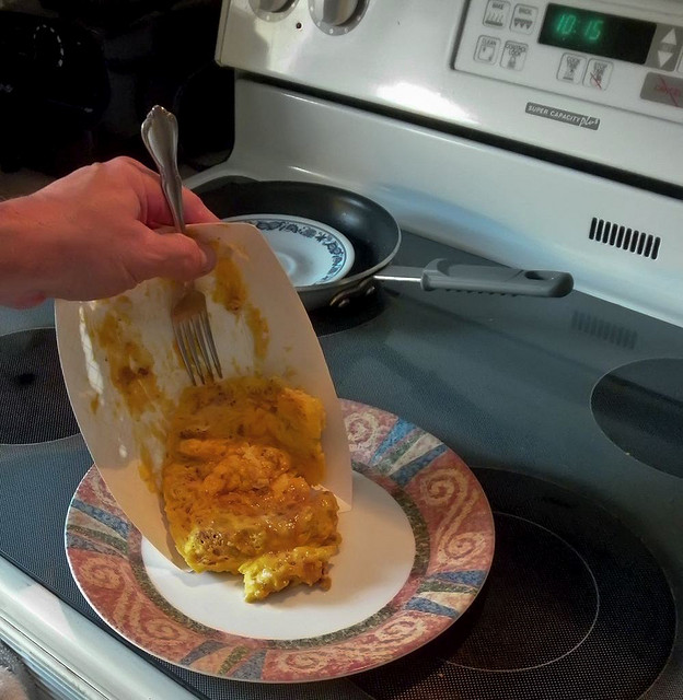 Microwaved