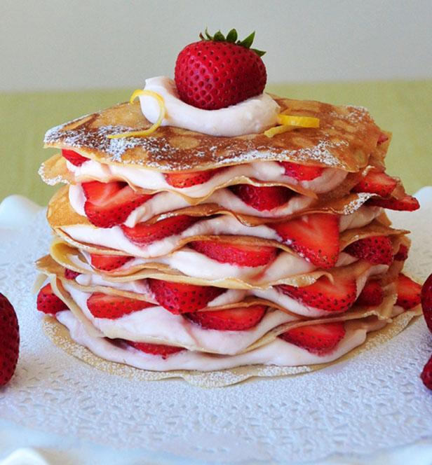 Garnish Cake