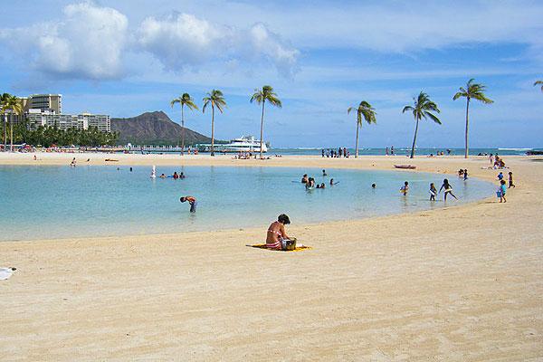 Honolulu in Hawaii