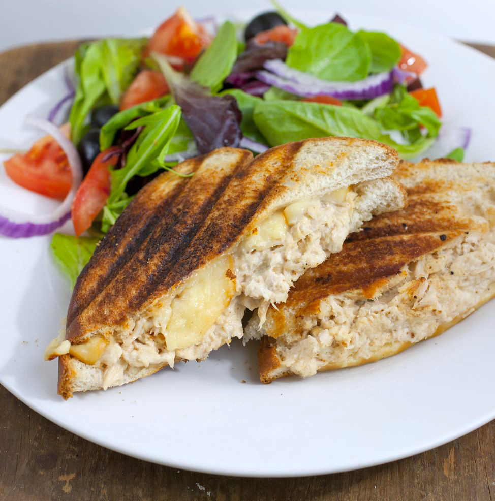 Tuna Melt Sandwich